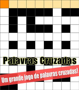 Crossword Brazilian Portuguese Puzzle screenshot 1