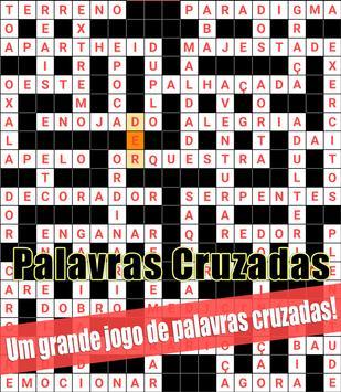 Crossword Brazilian Portuguese Puzzle screenshot 3