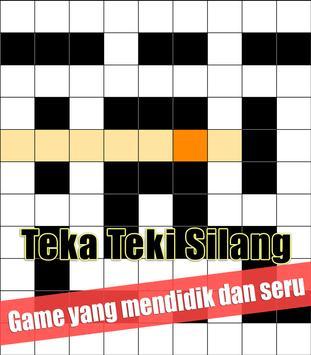 Indonesian Crossword Puzzle Game Free screenshot 2