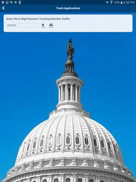 US Government Grants Search apk screenshot