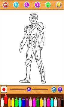 Ultraman Coloring Book for Android - APK Download