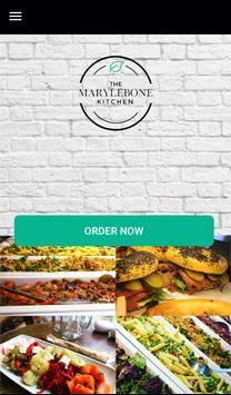 The Marylebone Kitchen poster
