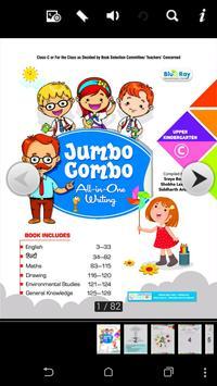Jumbo Combo Writing C poster