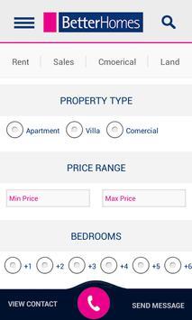 Better Homes screenshot 2