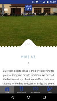Blue Room Sports Venue Harrow screenshot 1