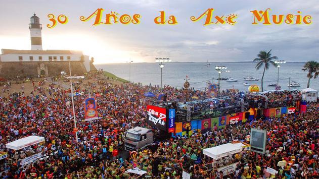 Axé Music 30 Anos Carnaval Bahia Carnaval cerveja apk screenshot