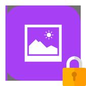 AZ Locker - Gallery Hidden icon