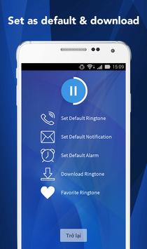 Free Ringtones 2017 apk screenshot