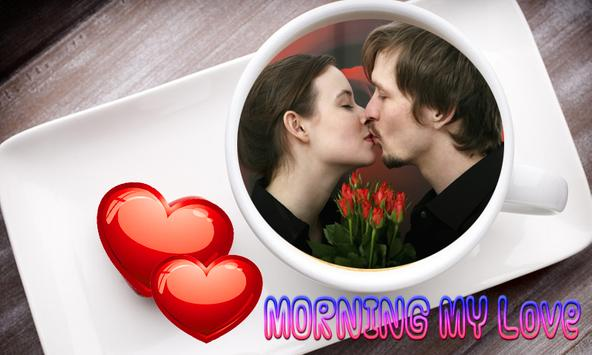 Good Morning Photo Frames screenshot 15