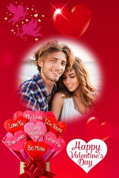 Valentine Day Frame screenshot 12