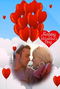 Valentine Day Frame screenshot 3
