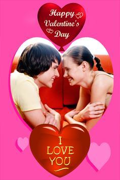 Valentine Day Frame screenshot 6