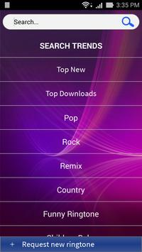 Funny Ringtones Free apk screenshot