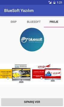 Bluesoft Yazılım apk screenshot