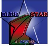 Bluestar Air Express Courier icon