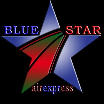 Bluestar Air Express Courier screenshot 1