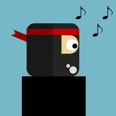 Ninja Scream Run icon