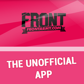 FRONT Magazine Feed Viewer icon