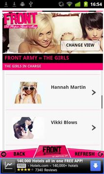 FRONT Magazine Feed Viewer screenshot 1