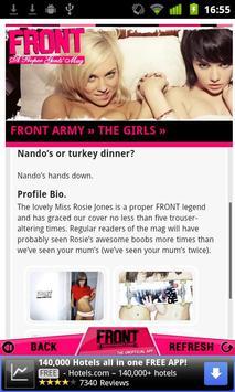 FRONT Magazine Feed Viewer screenshot 2