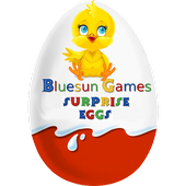 Surprise Eggs for Kids - Animals icon