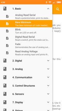 Arduino Tutorials - Examples poster