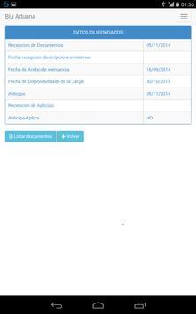 Blu Aduana screenshot 10