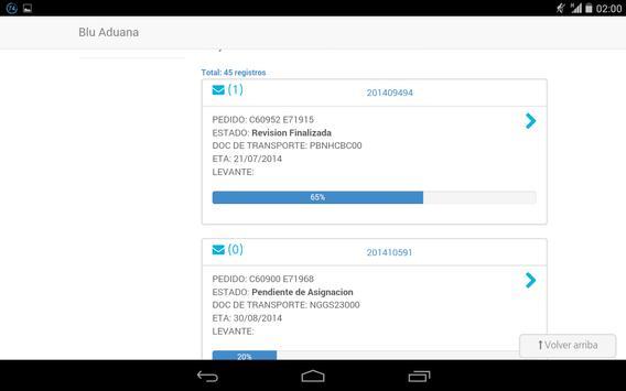Blu Aduana screenshot 14