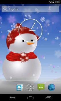 Snowman LWP poster