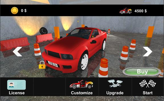Car Parking 3D apk screenshot