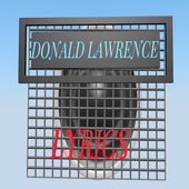 DONALD LAWRENCE LYRICS icon
