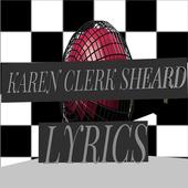 KAREN CLERK SHEARD LYRICS icon