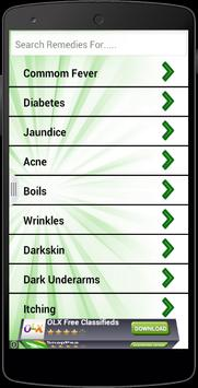 Natural Home Remedies Free screenshot 4