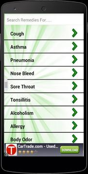 Natural Home Remedies Free screenshot 5