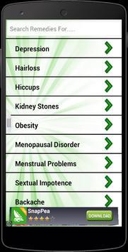 Natural Home Remedies Free screenshot 6