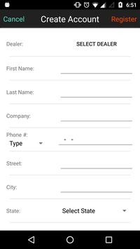 Refer My Service Company apk screenshot