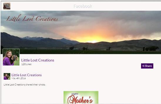 Little Lost Creations apk screenshot