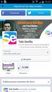 TeleSevilla screenshot 4