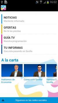 TeleSevilla screenshot 1
