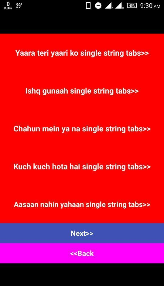 Bollywood Songs Guitar Tabs For Android Apk Download Mai phir bhi tumko chahunga| half girlfriend single string guitar tabs hello there once again, i'm back with another interesting. bollywood songs guitar tabs for android
