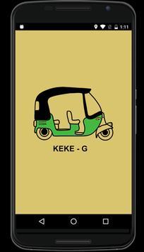 KEKE G DRIVER apk screenshot