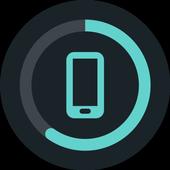 PhoneFit Beta - usage tracker icon