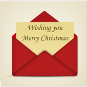 Christmas Wish Quote Greetings icon