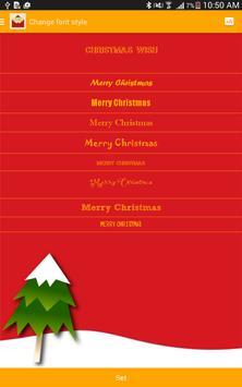 Christmas Wish Quote Greetings apk screenshot