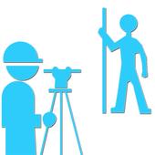 Land Survey Calculator - LSC icon