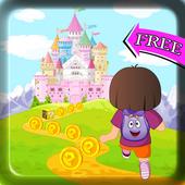 Dora And Friends Castle Run New icon