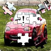 Jigsaw  Puzzle mcQueen icon