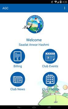 Airmen Golf Club screenshot 1