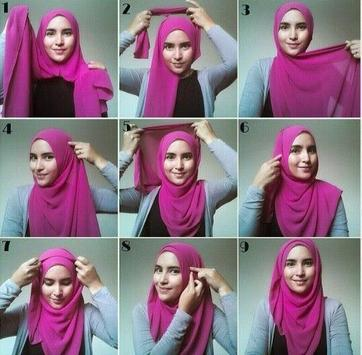 Hijab Style Tutorial poster