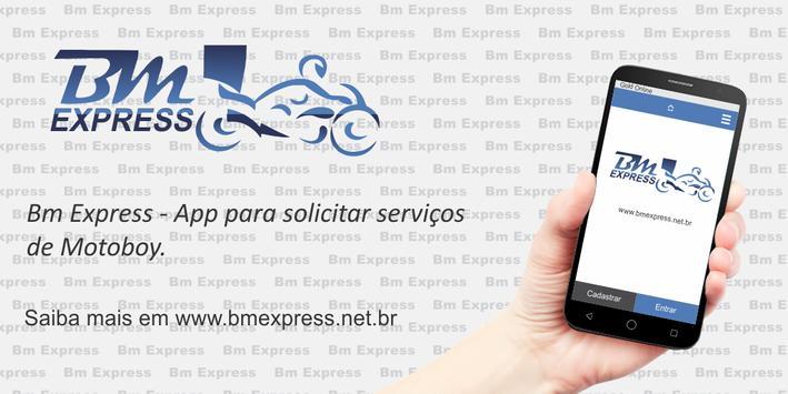 BM Express - Cliente screenshot 3